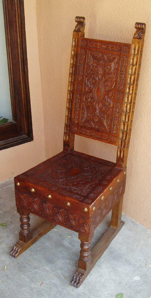 Superior Renaissance Architectural   Renaissance Chairs, Spanish Colonial Revival  Chairs, Santa Barbara Style Furniture