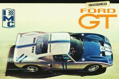 Kit And Kaboodle Car Model Ford Gt Model Cars Kits
