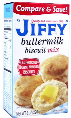 Bake Perfect Delicious Buttermilk Biscuits In Your Own Kitchen Thanks To Jiffy S Buttermilk Biscuit Mix It S So Easy To Biscuit Mix Buttermilk Biscuits Food
