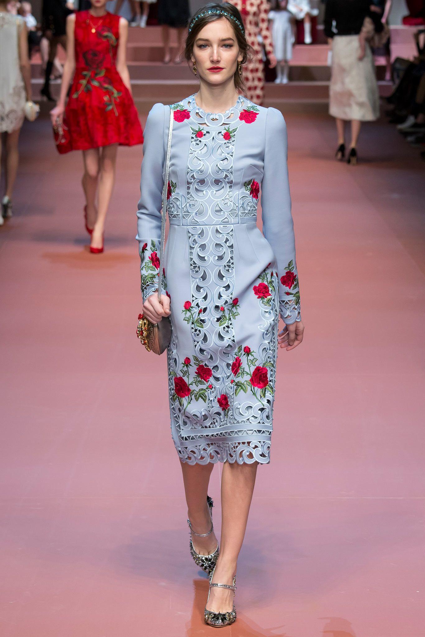 Angelina e a D&G | Vestiditos, Costura y Alta costura