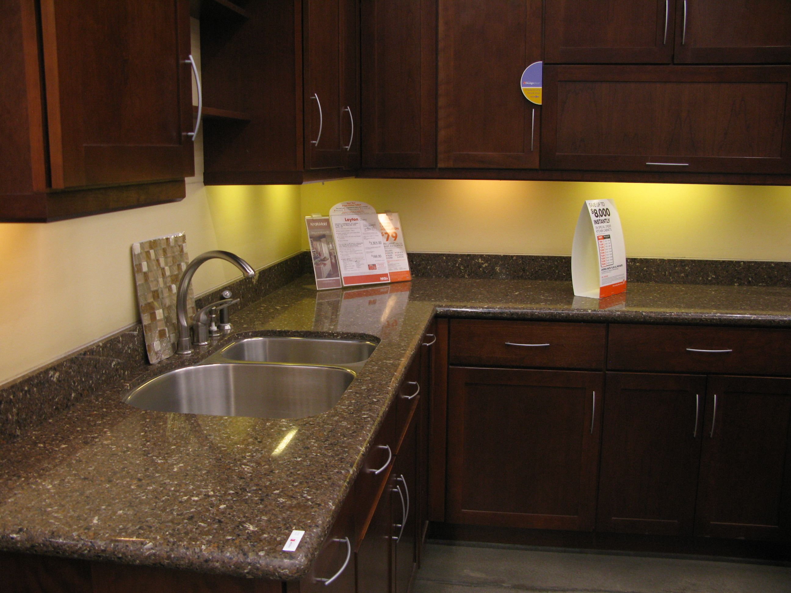 Sierra Madre Countertop From Home Depot Showroom My