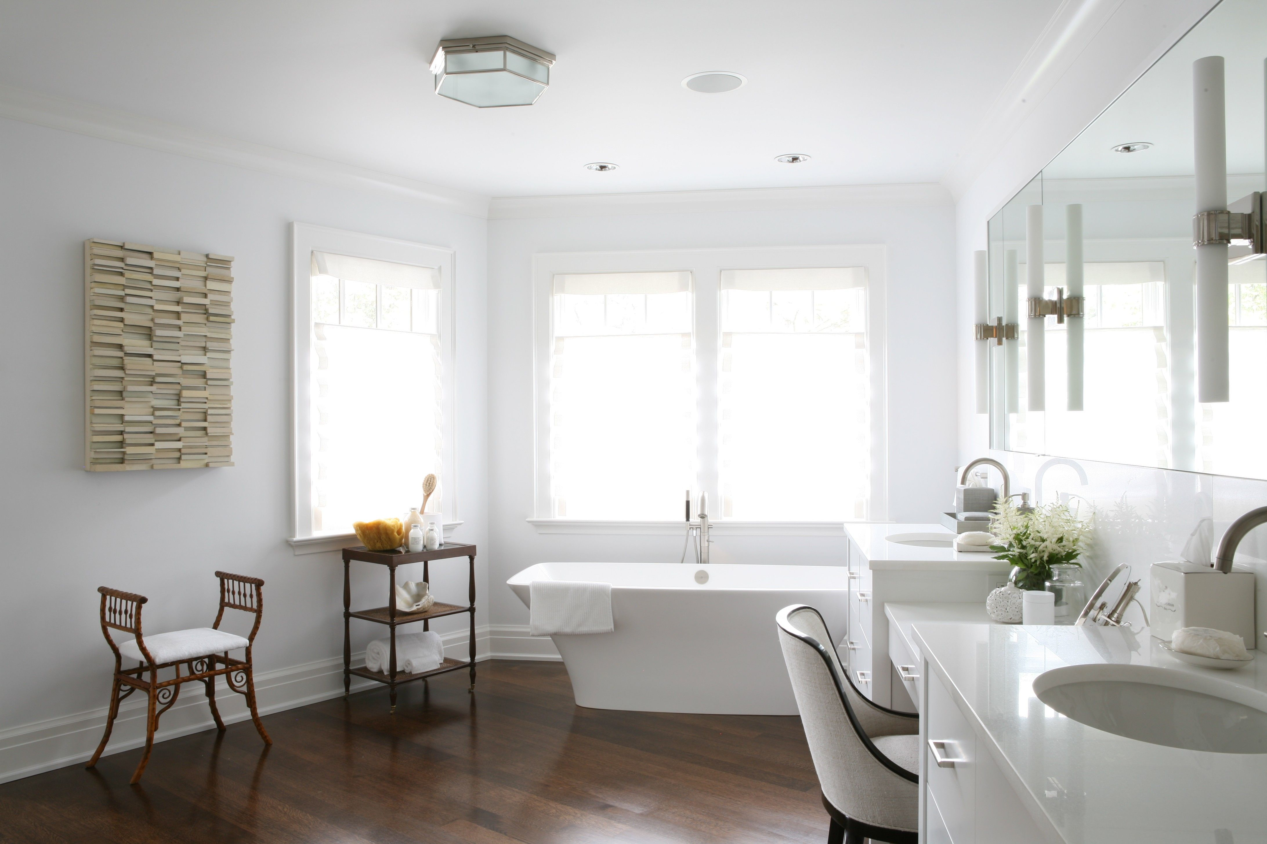 8 Ways to Turn Your Bathroom Into A Personal Spa | Round rock, Spa ...