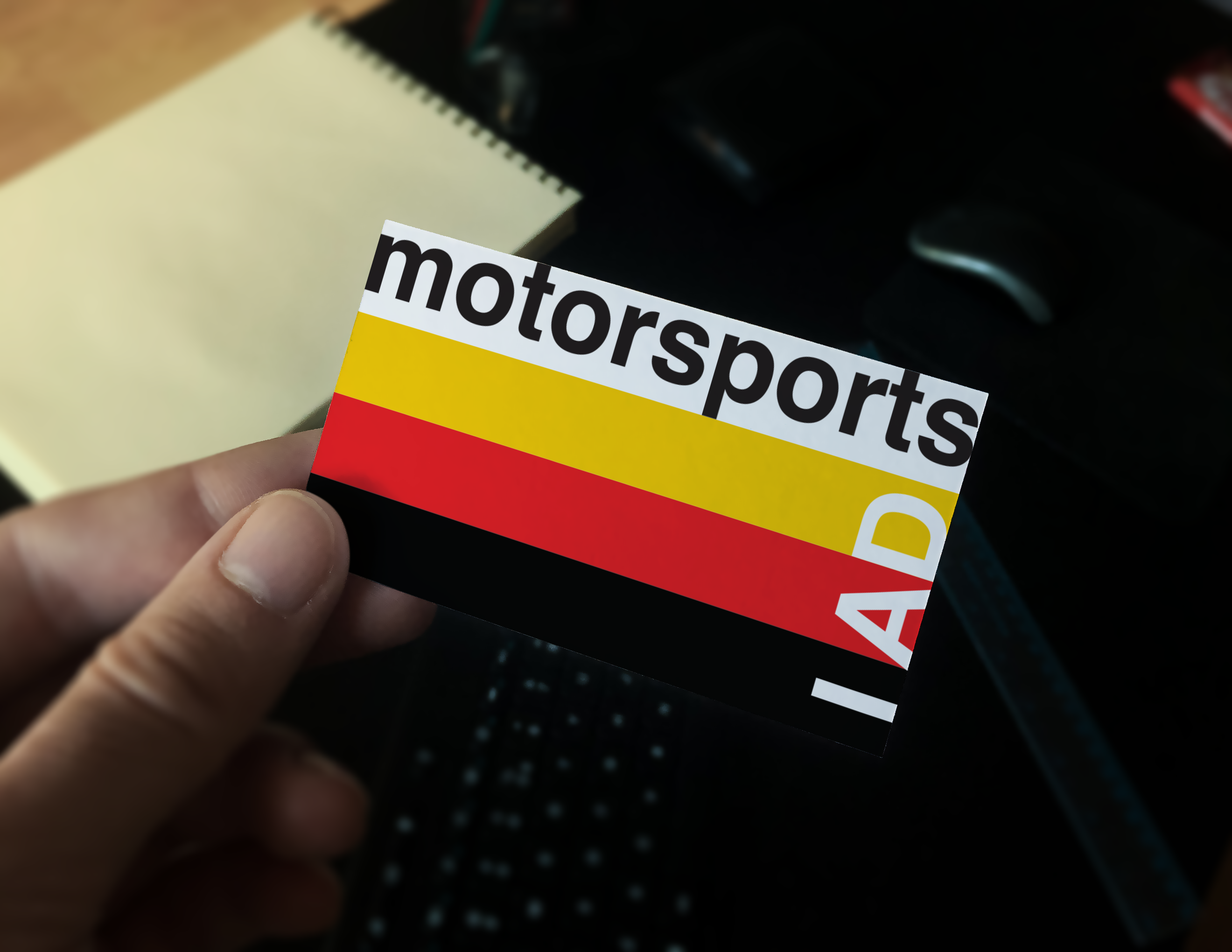 Iad motorsports business card manufacturers of custom porsche 933 iad motorsports business card manufacturers of custom porsche 933 race car rebuilds located in las vegas nv reheart Choice Image