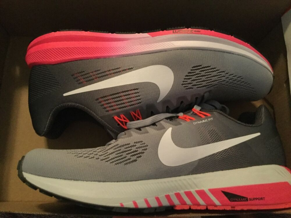 New Nike Womens air zoom structure 21 Run Running Shoes
