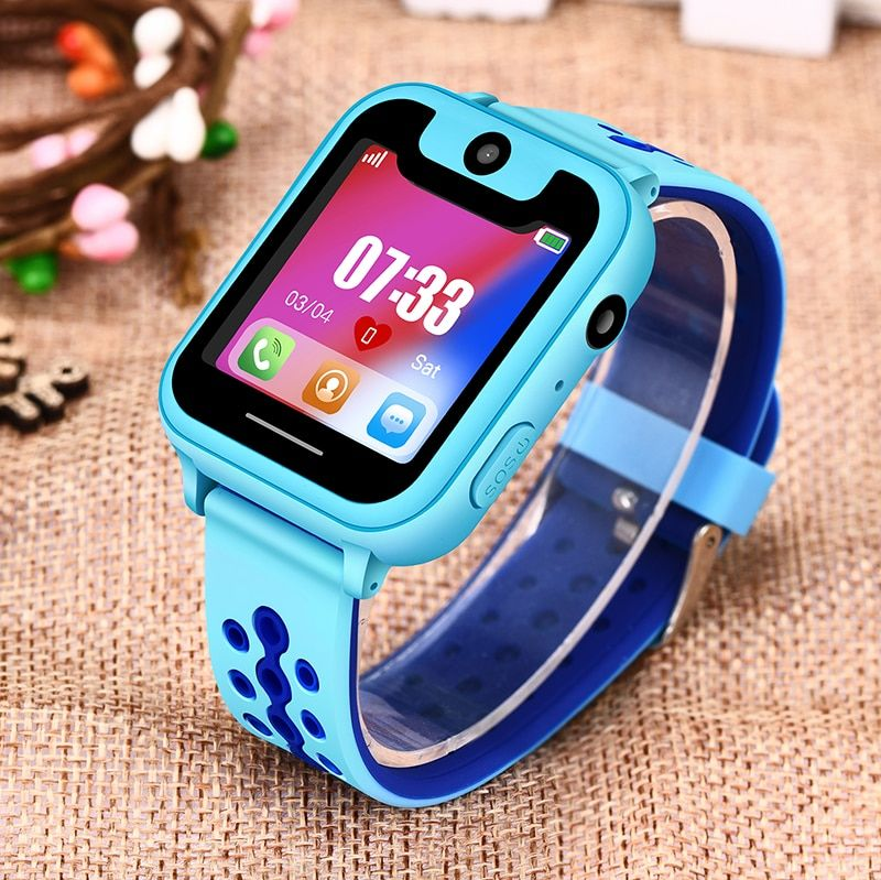 Smart Watch LBS Kid SmartWatches Baby Watch for Children