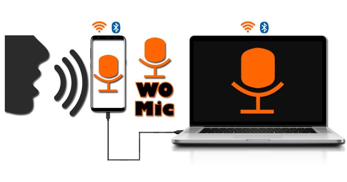 تحويل الهاتف إلى ميكروفون للكمبيوتر لتسجيل صوت نقي Https Ift Tt 2y8r2dq Tech Company Logos Company Logo Logos