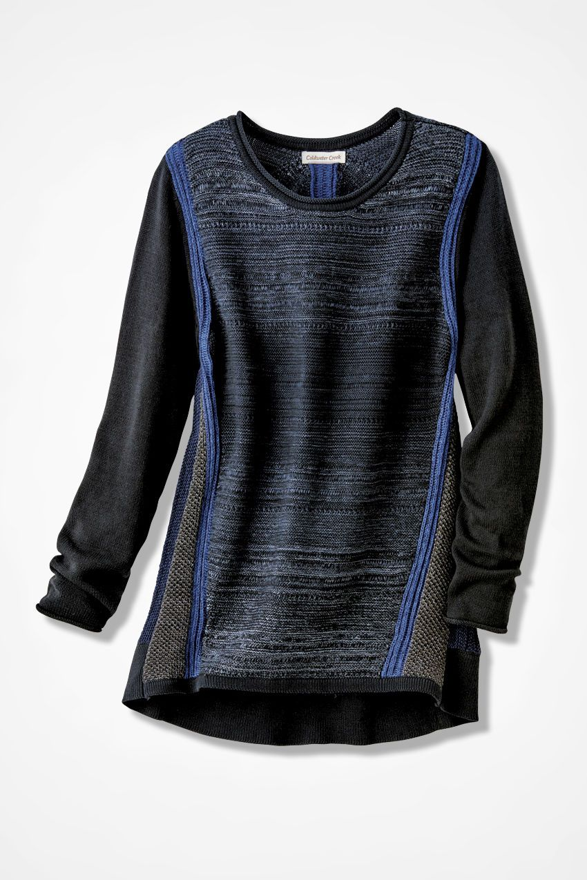 Stitch Wiz Hi-Lo Tunic - Coldwater Creek