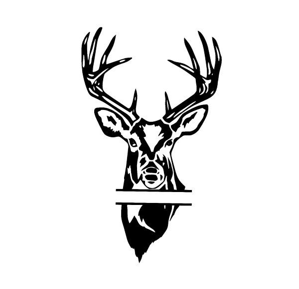 deer hunt svg dxf file instant download silhouette cameo cricut ...