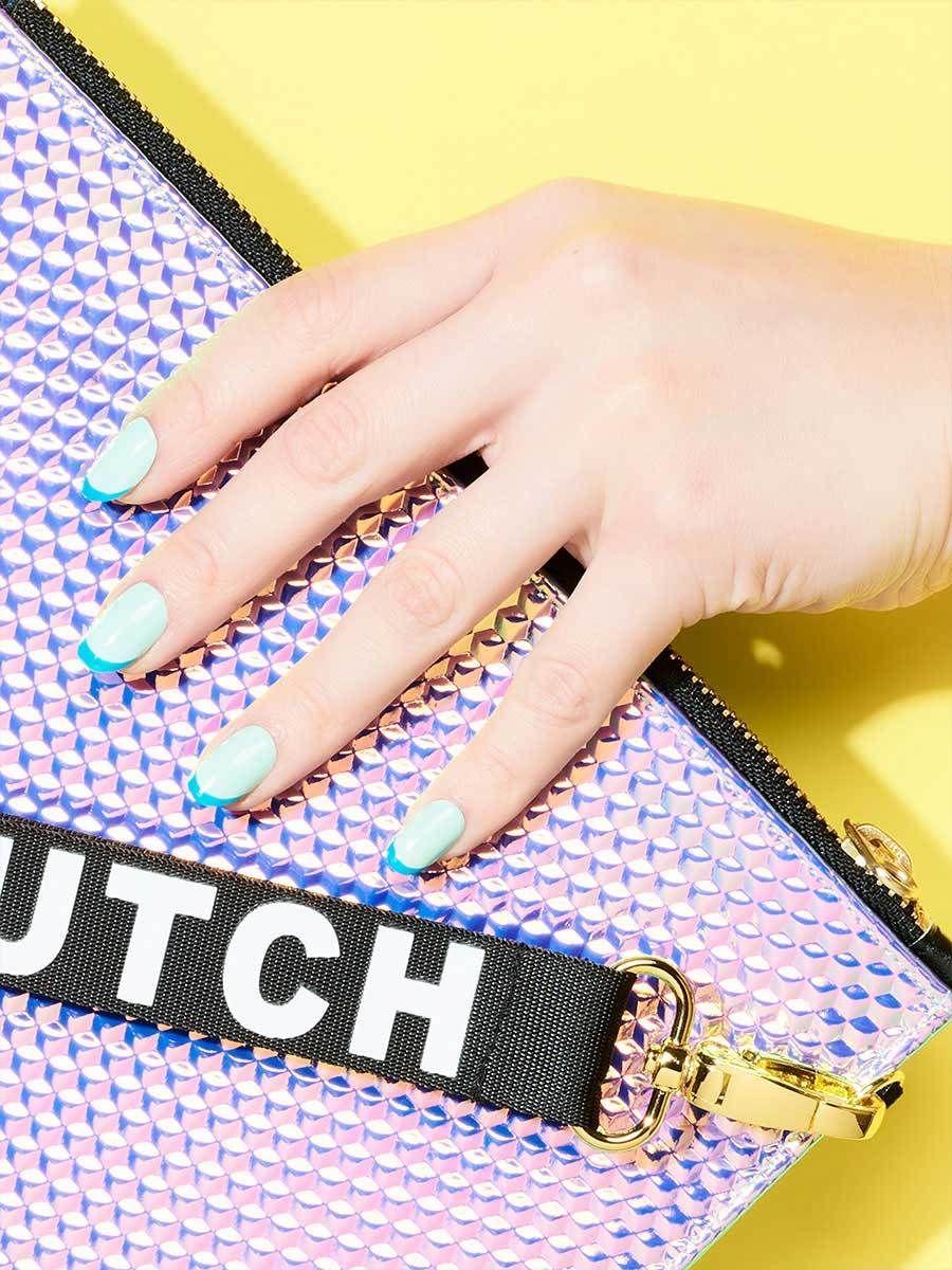 Bubblegum nail polish ing