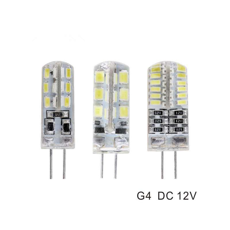 G4 Led 1w 2w 3w 4w 5w Ac Dc 12v 220v Replace 10w 20w 30w 40w Halogen Lamp Light 360 Beam Angle Christmas Led Bulb Lamp 2020
