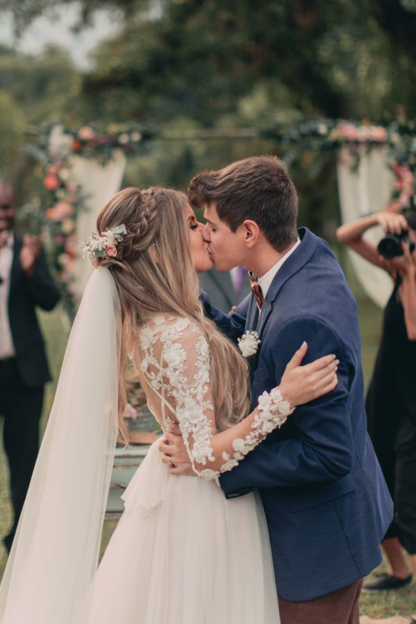 Casamento no celeiro com detalhes apaixonantes – Berries and Love