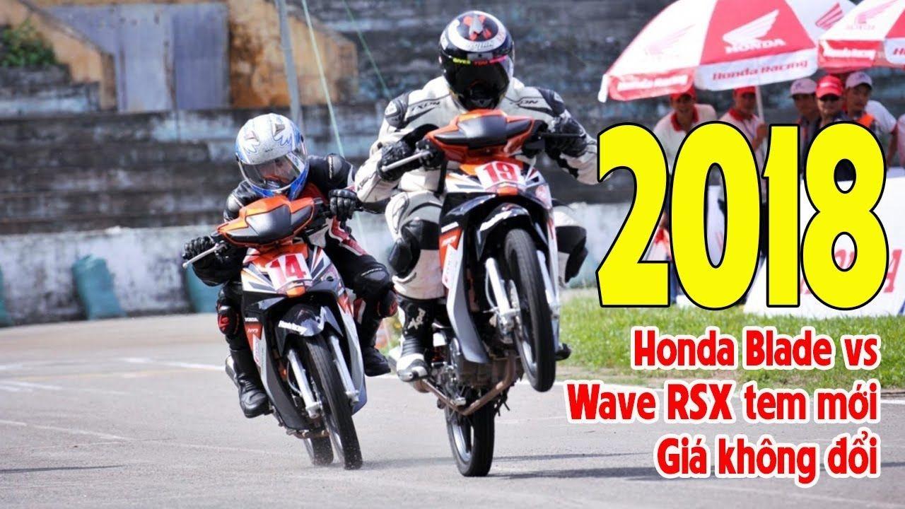 Honda lột xác Ware RSX vs Honda Blade bằng bộ tem mới với giá bán không ...