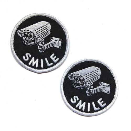 smile_patch_pack.jpg | Black mirror, Patches, Mystic messenger