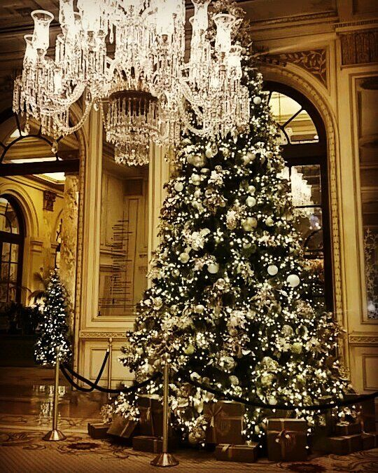 The Plaza Hotel Where Home Alone 2 Was Filmed Nyc Plaza Hotel Xmas Decorations Hotel