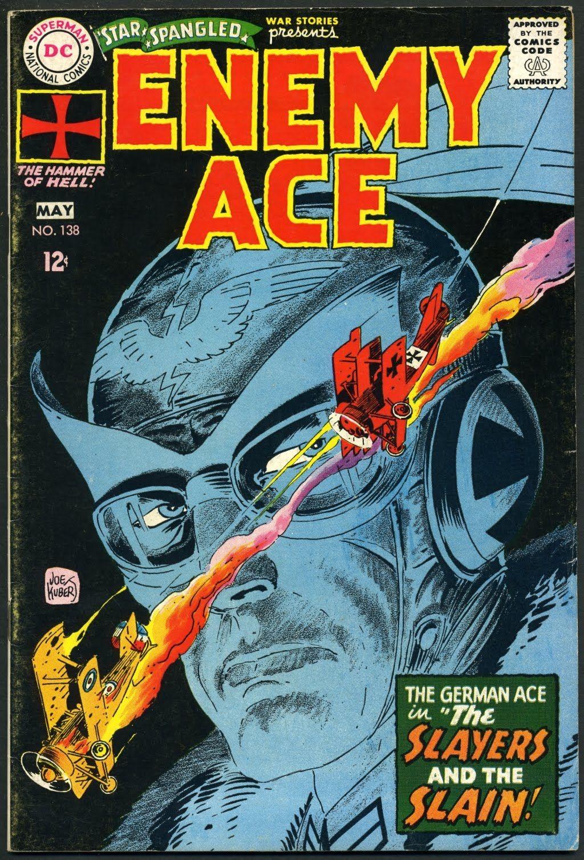 Comic Book Artist : Joe Kubert  Auction your comics on http://www.comicbazaar.co.uk