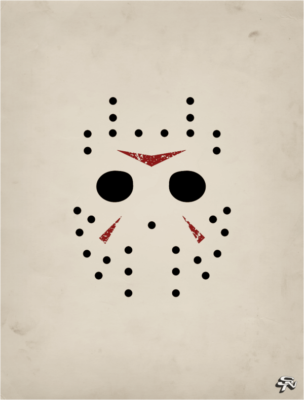 Friday the 13th - Jason by soopernoodles on DeviantArt