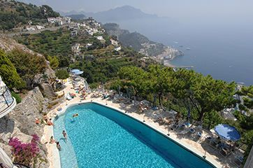 Grand Hotel Excelsior in Amalfi
