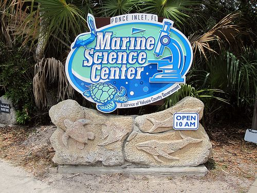 ponce inlet marine center