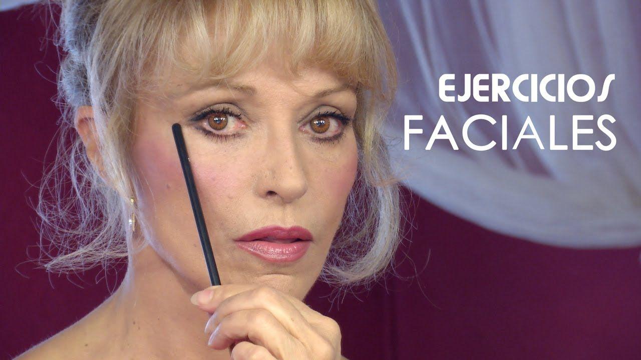 gimnasia facial | Gimnasia Facial Para Rebajar las Bolsitas de los Ojos y ...