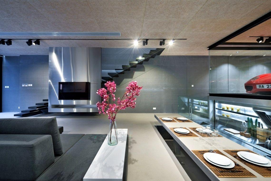 Inspiration Wohnzimmer Modern Luxus Wohnzimmer Ideen, Moderne Wohnzimmer,  Minimalistisches Haus, Badezimmer, Parkhaus