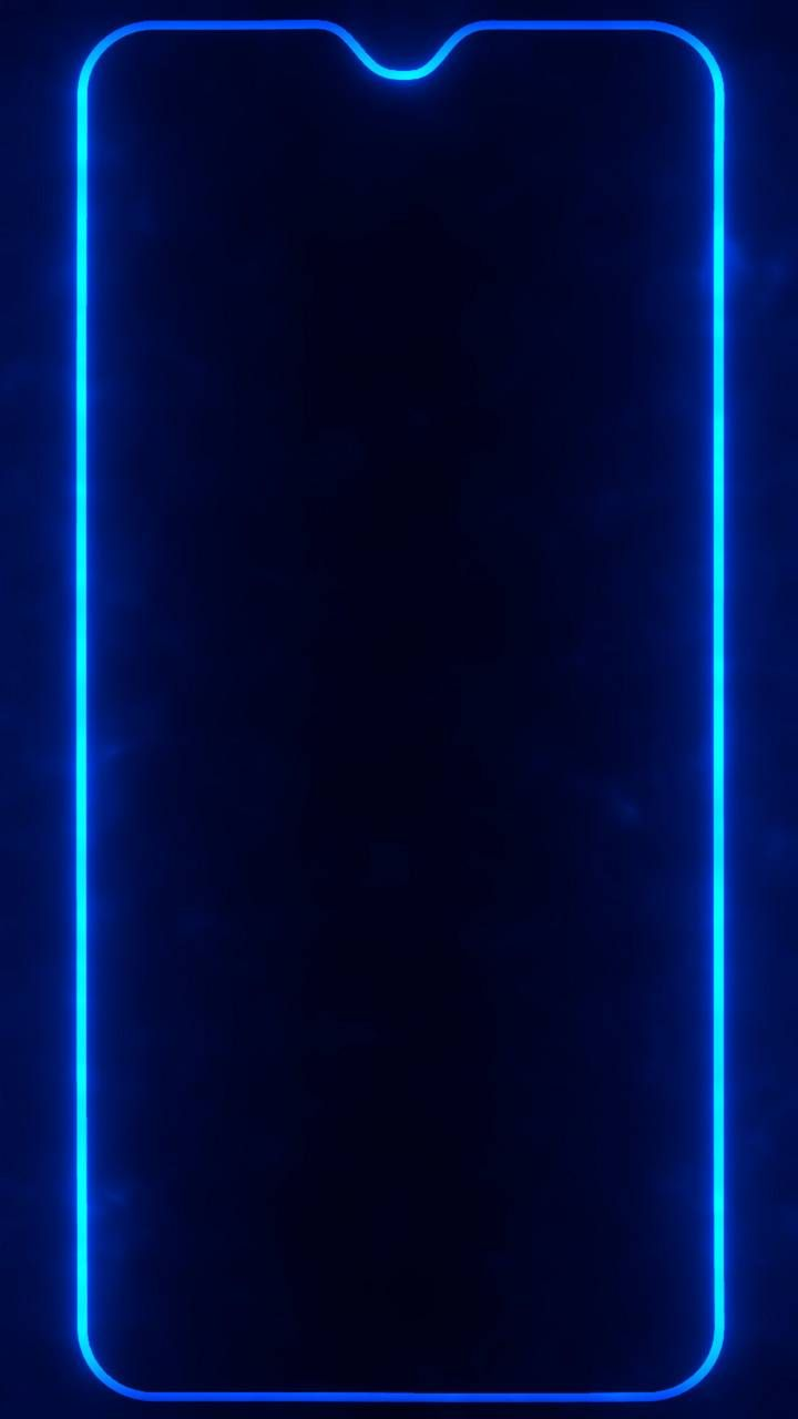 Blue OnePlus Frame wallpaper by Frames - 7d - Free on ZEDGE™