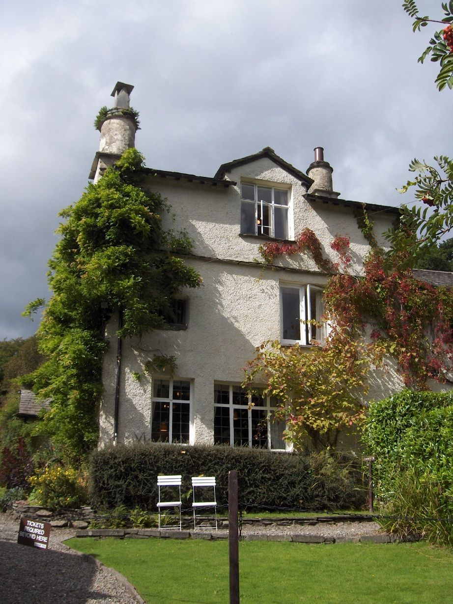 Rydal Mount, Wordsworth's house House styles, Lake