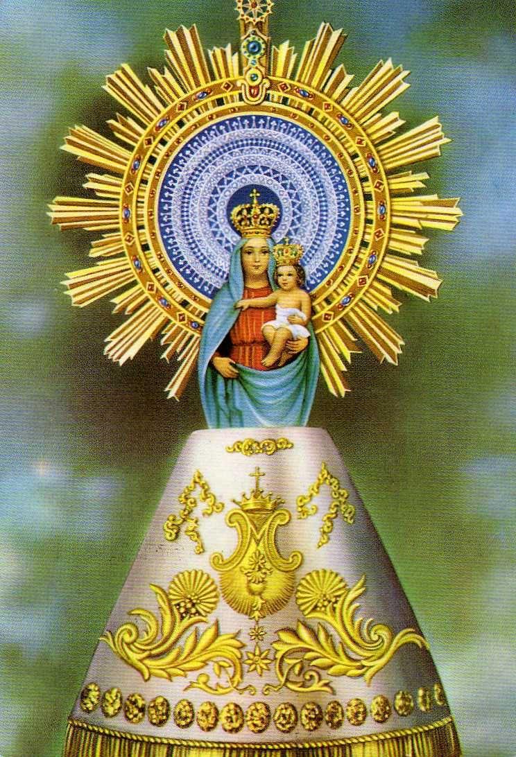 35 Ideas De Virgen Del Pilar Del Pilar Virgen Historia De La Virgen