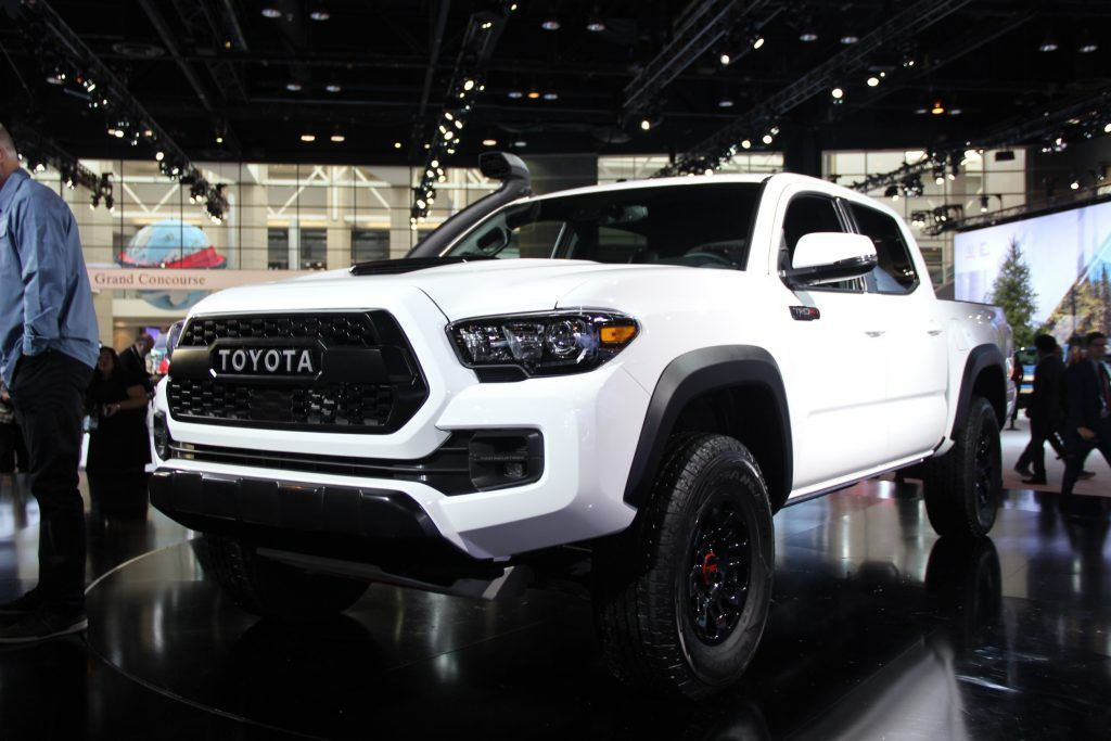 2019 Toyota Tundra Trd Pro Redesign Car Review 2019