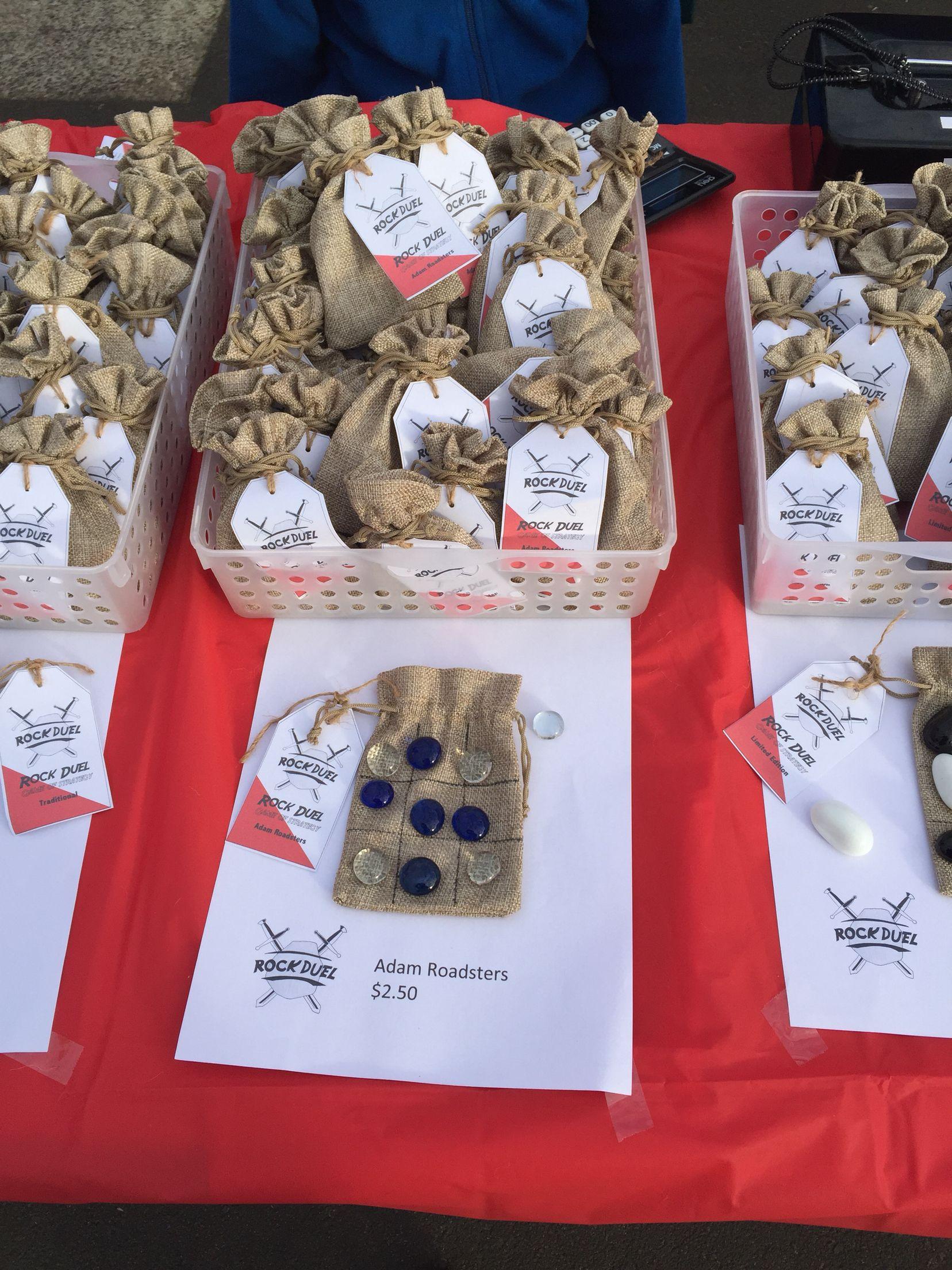 School project business idea Kids market, Market day
