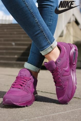 Running shoes · Buy Nike Mulberry Air Max Command from the Next UK online  shop