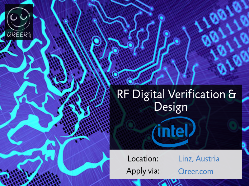 Job opportunity at Intel! Apply now! | Job, Design jobs ...