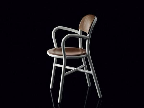 Magis Sedie ~ Aida magis magis steel rod and stacking chairs