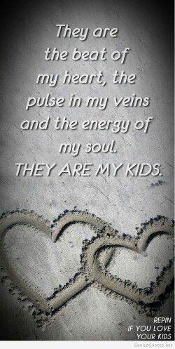 I Love My Kids Quotes Classy I Love My Kids Lovequotes Family My Children Pinterest