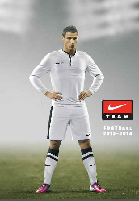 fd2c21794 Nike Teamwear Brochure 2013   Sports photography   Sports graphics ...