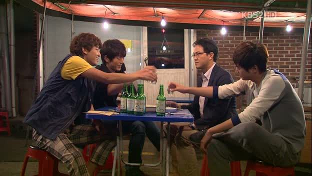 Ojakkyo Brothers: Halftime report by girlfriday   January 17, 2012
