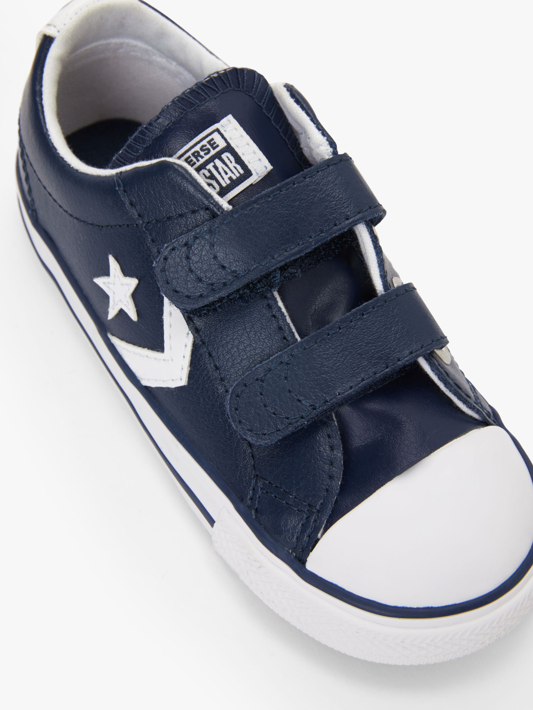 Converse Junior All Star 2V Leather Low
