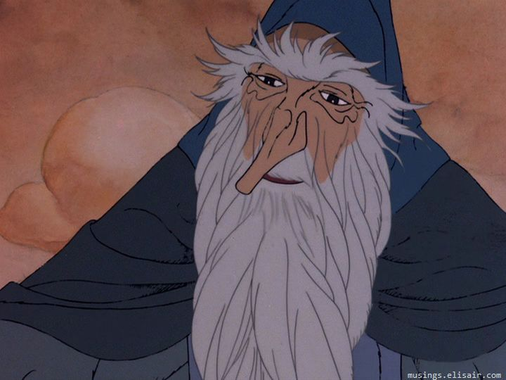 """""""Your story Bilbo is the """"ring"""" of truth. Yes, the """"ring"""" is true."""""""