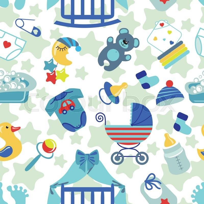 Background Baby Wallpaper Cartoon