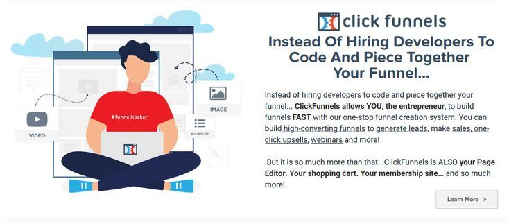 The Definitive Guide for What Is Clickfunnels