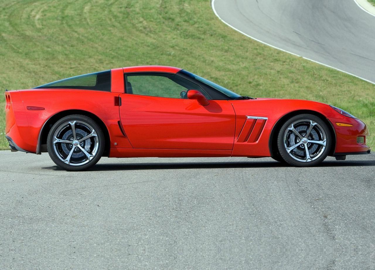 2010 Chevrolet Corvette Grand Sport Фотоальбом