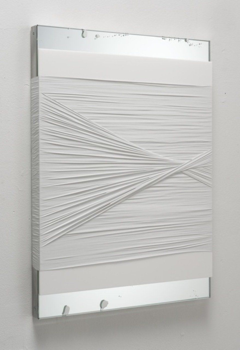Justin Beal, Untitled (White Knot)