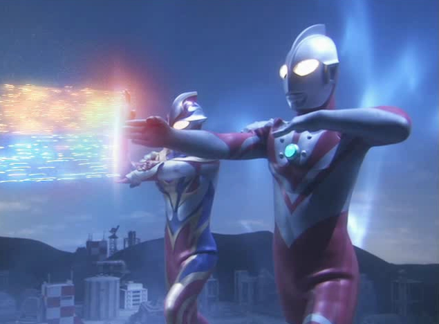 Ultraman King Ultraman Father Vs Ult...