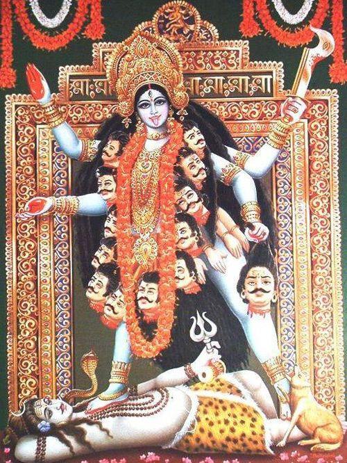 Diosa Kali Diosa Kali Dioses Deidades