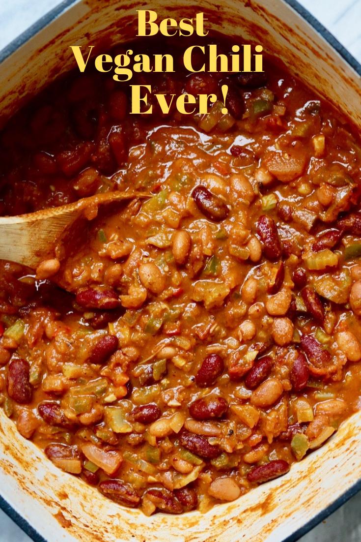 Best Vegan Chili!