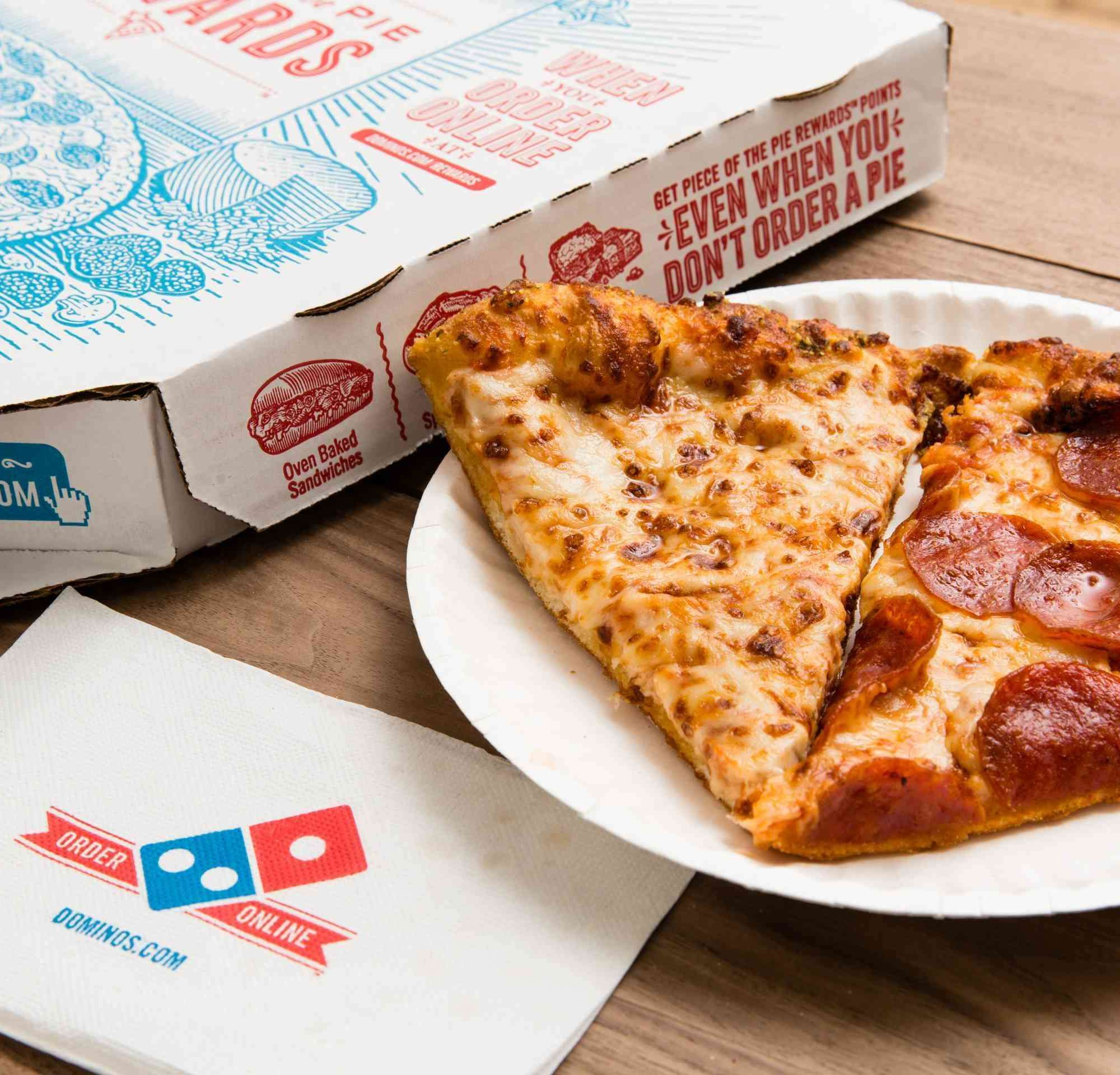 Domino's Has 50 Off All Pizzas This Week Healthy