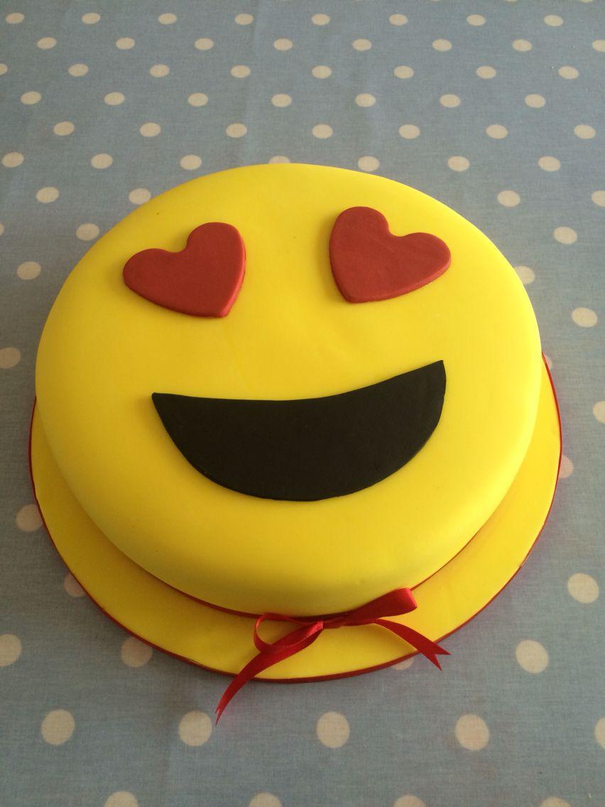 Emoji Cake Emojis Bolo De Emoji Bolo De Festa E Bolo