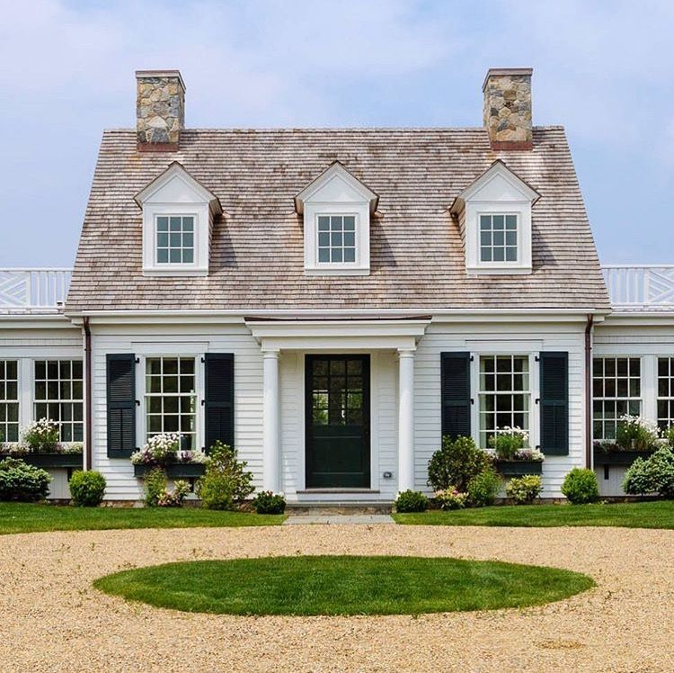 Pin by julie kaplan on exterior architecture cape cod - What is a cape cod style house ...
