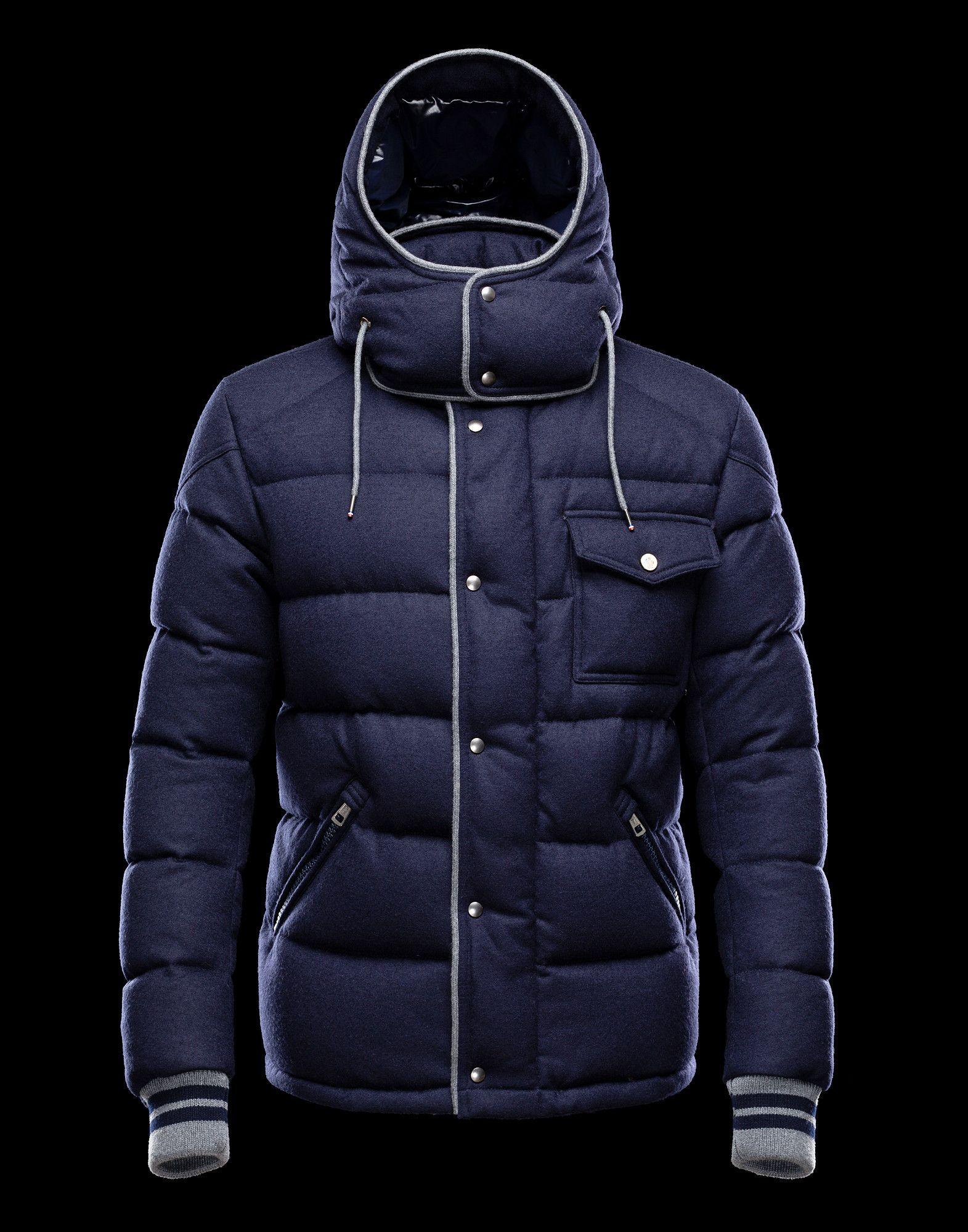5c2b6ec9e67f MONCLER Men - Autumn Winter 12 - OUTERWEAR - Jacket - BRESLE   06 ...