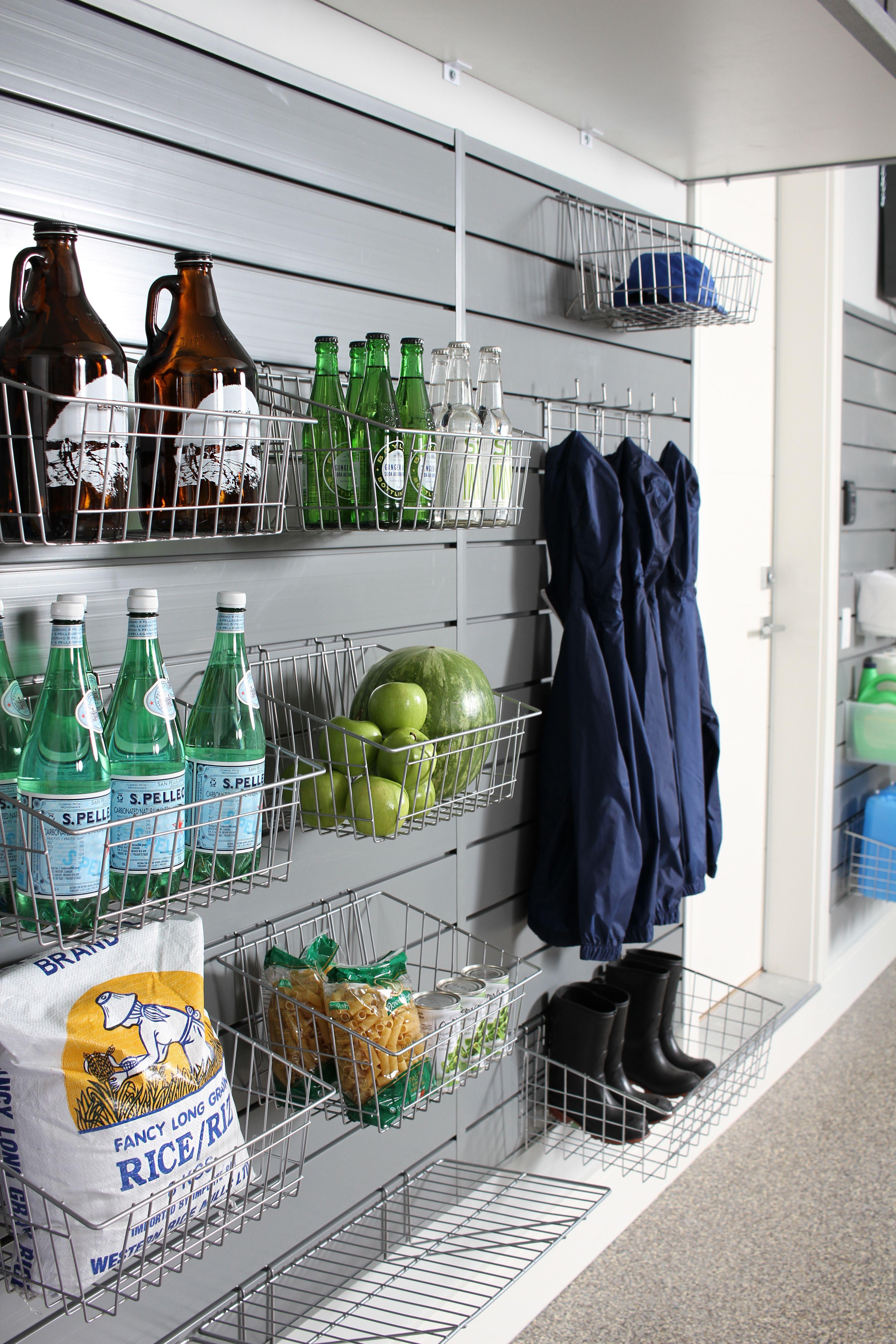 Garage Pantry Storage