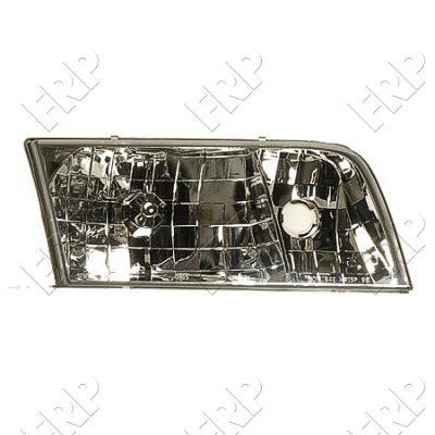 Keystone FO2503200C Platinum Plus Passenger Side Headlight Lens and Housing (Partslink Number FO2503200) (762405607849) Action Crash Standard Headlight Lens Housing FO2503200